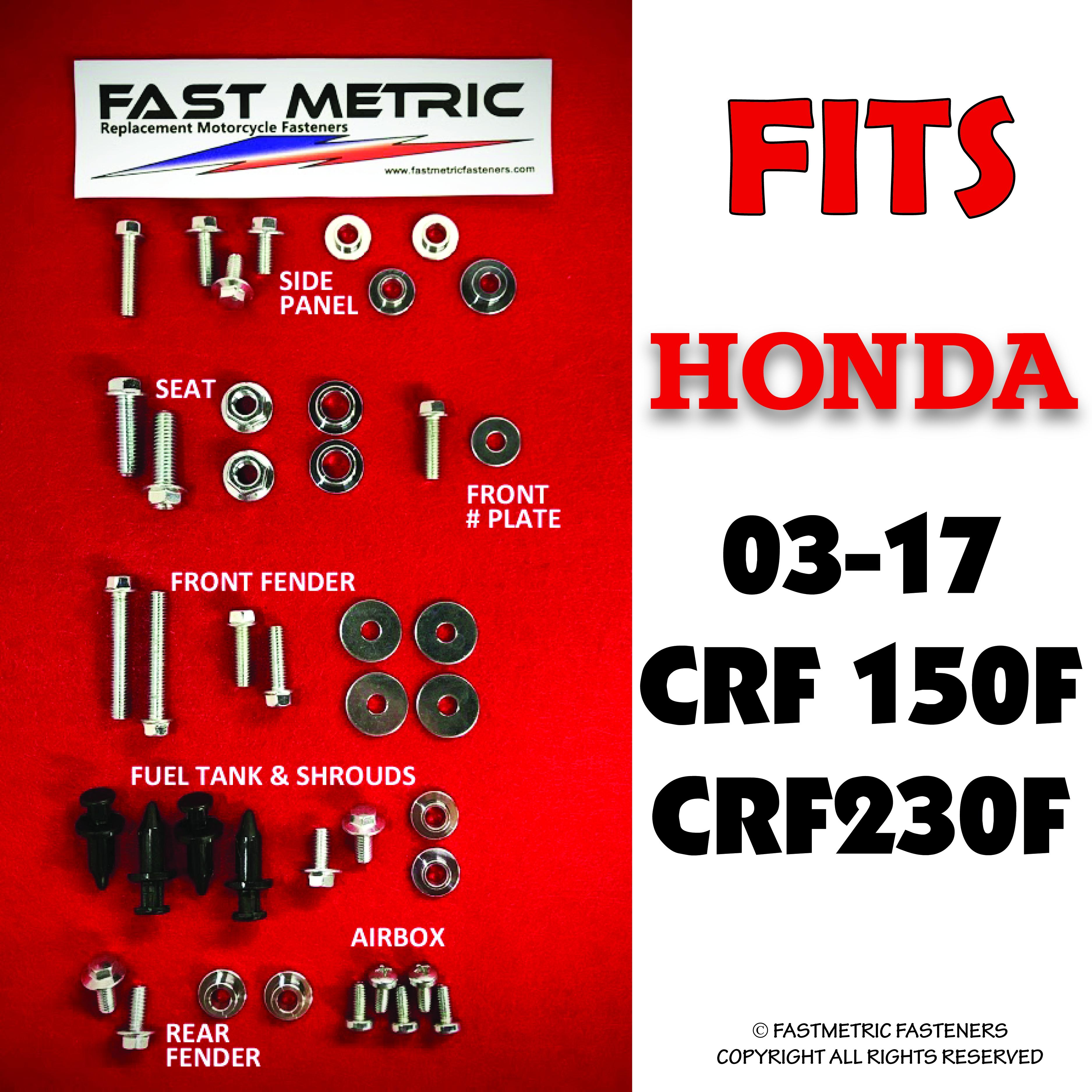 New Gaiters Mud Fork Boots Black Honda CRF230F CRF 230F 2003 2004 2005 2006-2017