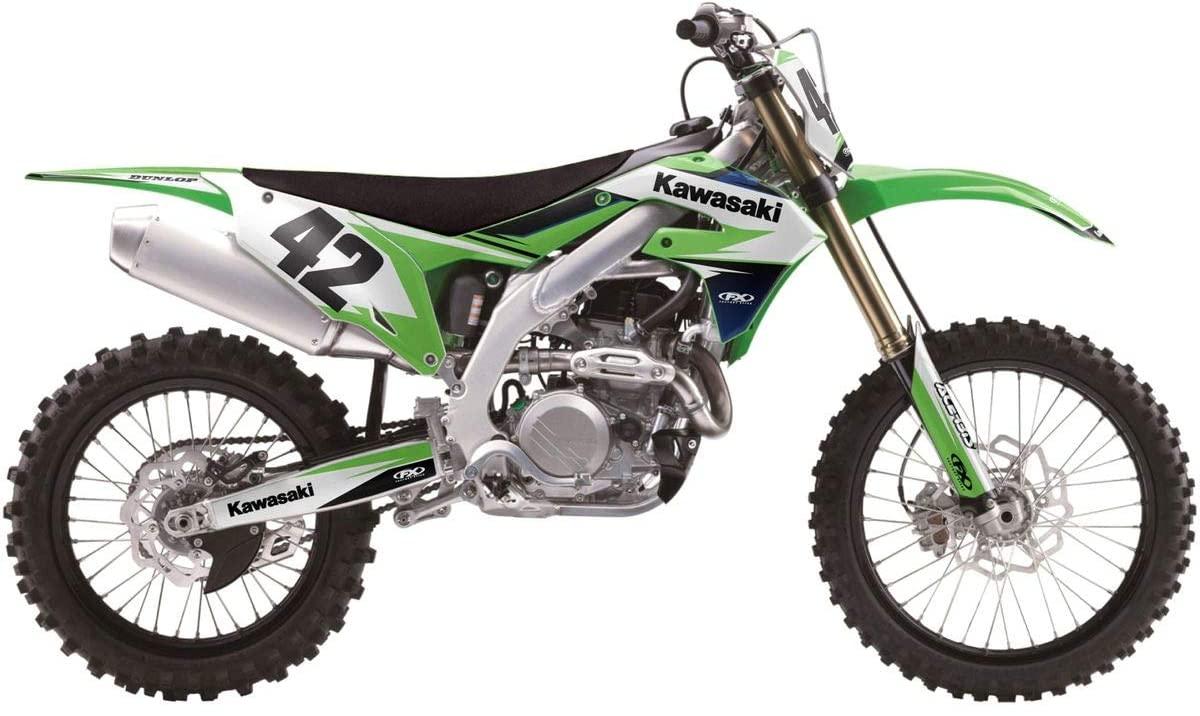 64pc fasten Kit Kawasaki KDX KLX 175 200 220 225 250 KLR 110 Plastics body frame